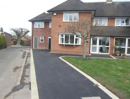 Pelsall Surfacing Contractors Driveway