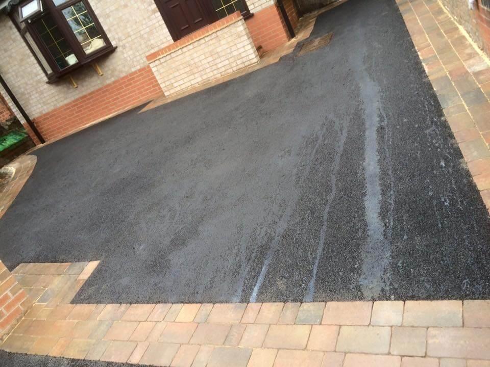 tarmac Drives Lichfield driveway