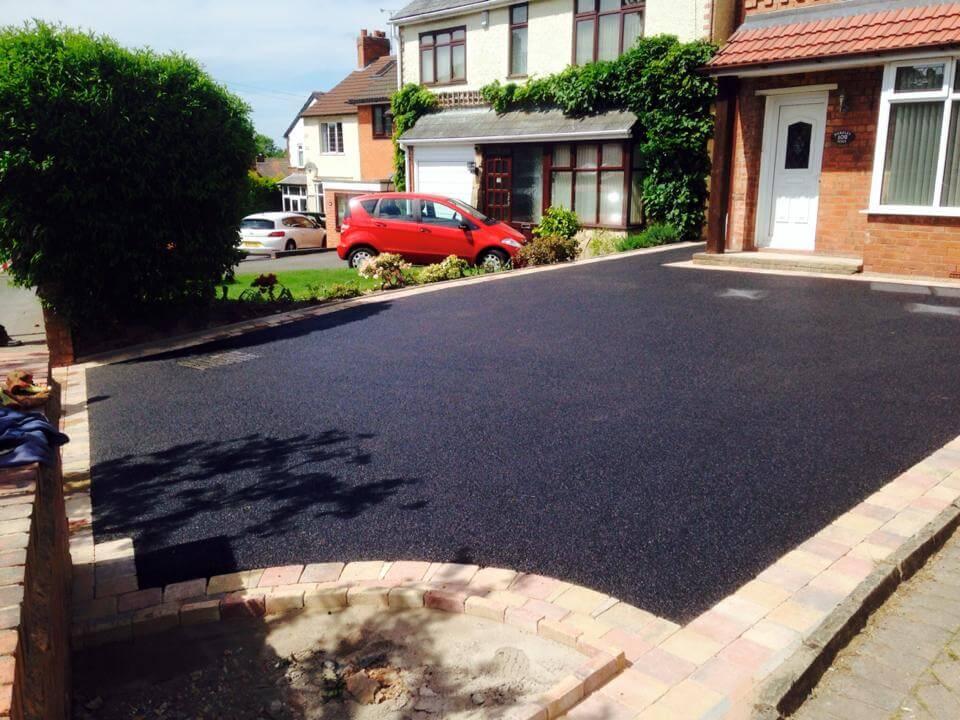 tarmac Driveways Sutton Coldfield customer