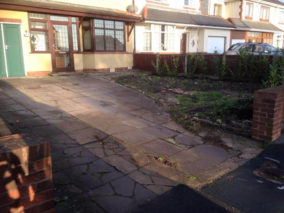 tarmac Drives Lichfield residential