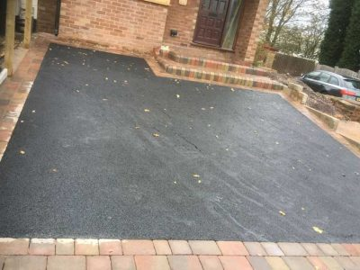 New Driveway Great Wryley