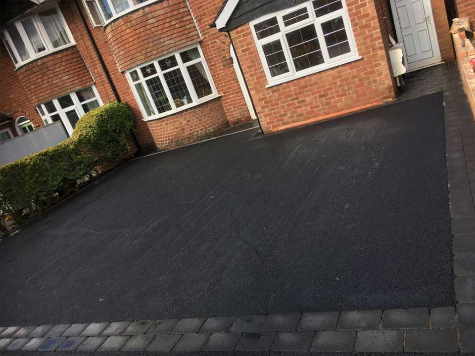 New Driveway Walsall