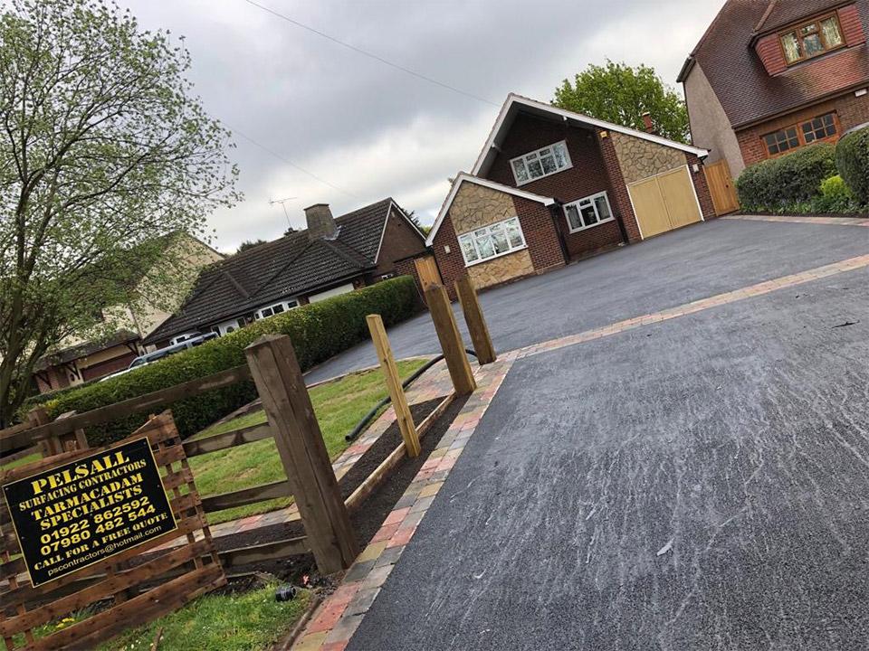 New Driveway Essington