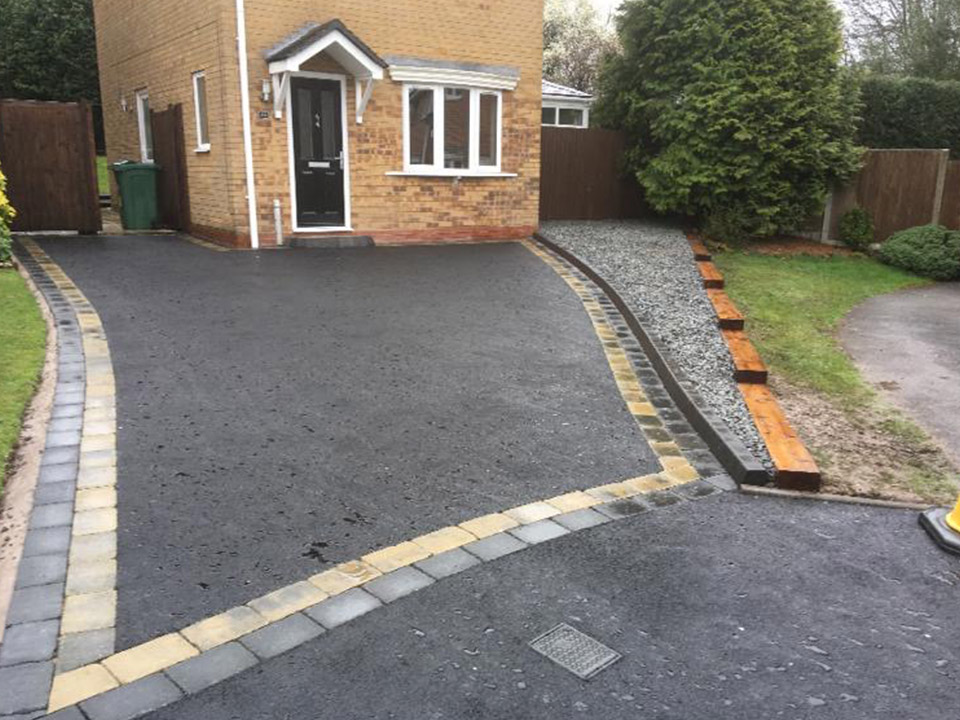 New Driveway Heath Hayes